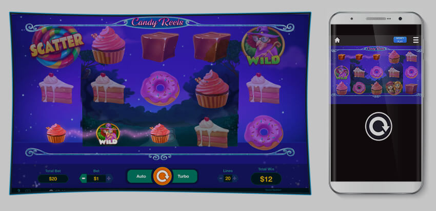 Candy Reels