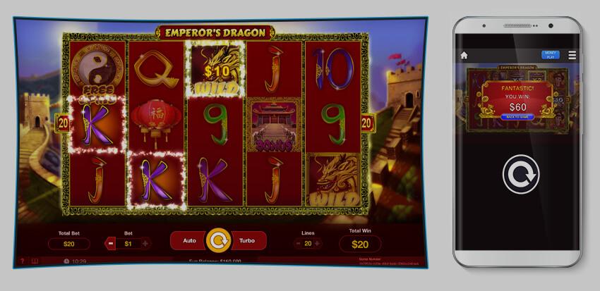 Emperor's Dragon