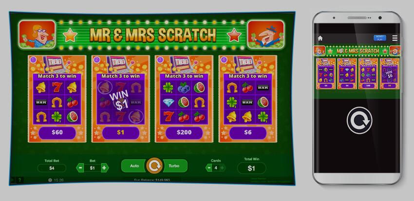 Mr & Mrs Scratch