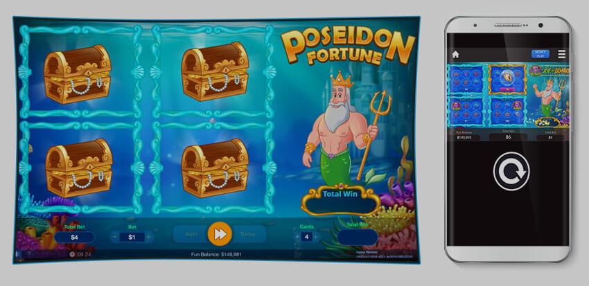 Poseidon Fortune